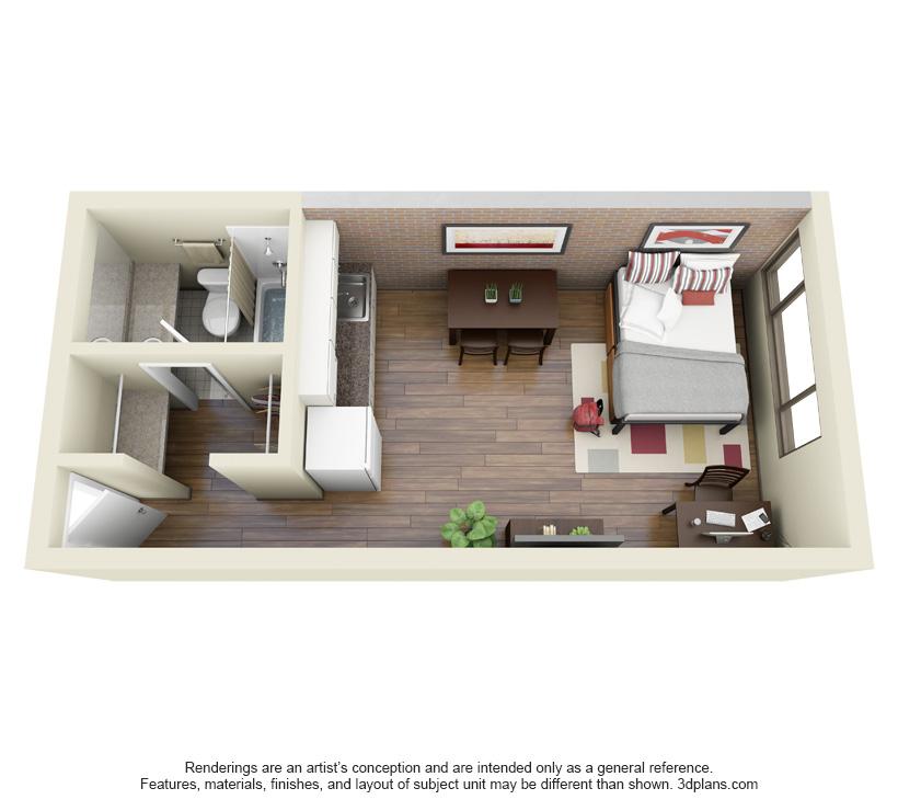 Studio - Main Kitchen