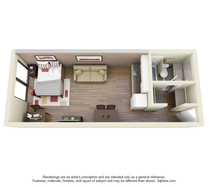 Studio - Large Main Kitchen