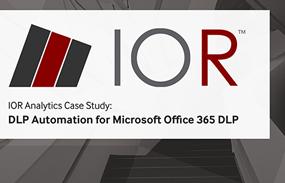 - RETAIL – DLP RESPONSE AUTOMATION (Microsoft Office 365 DLP)