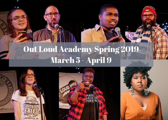 Out Loud Academy Spring 2019 March 5 - April 9.png