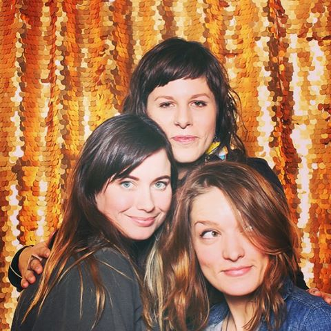 The Apatite Collective: Amanda Lachapelle, Ally Sterling, and Nicole Melone