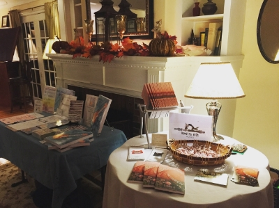 Authors At The Inn, hosted by Maat Publishing