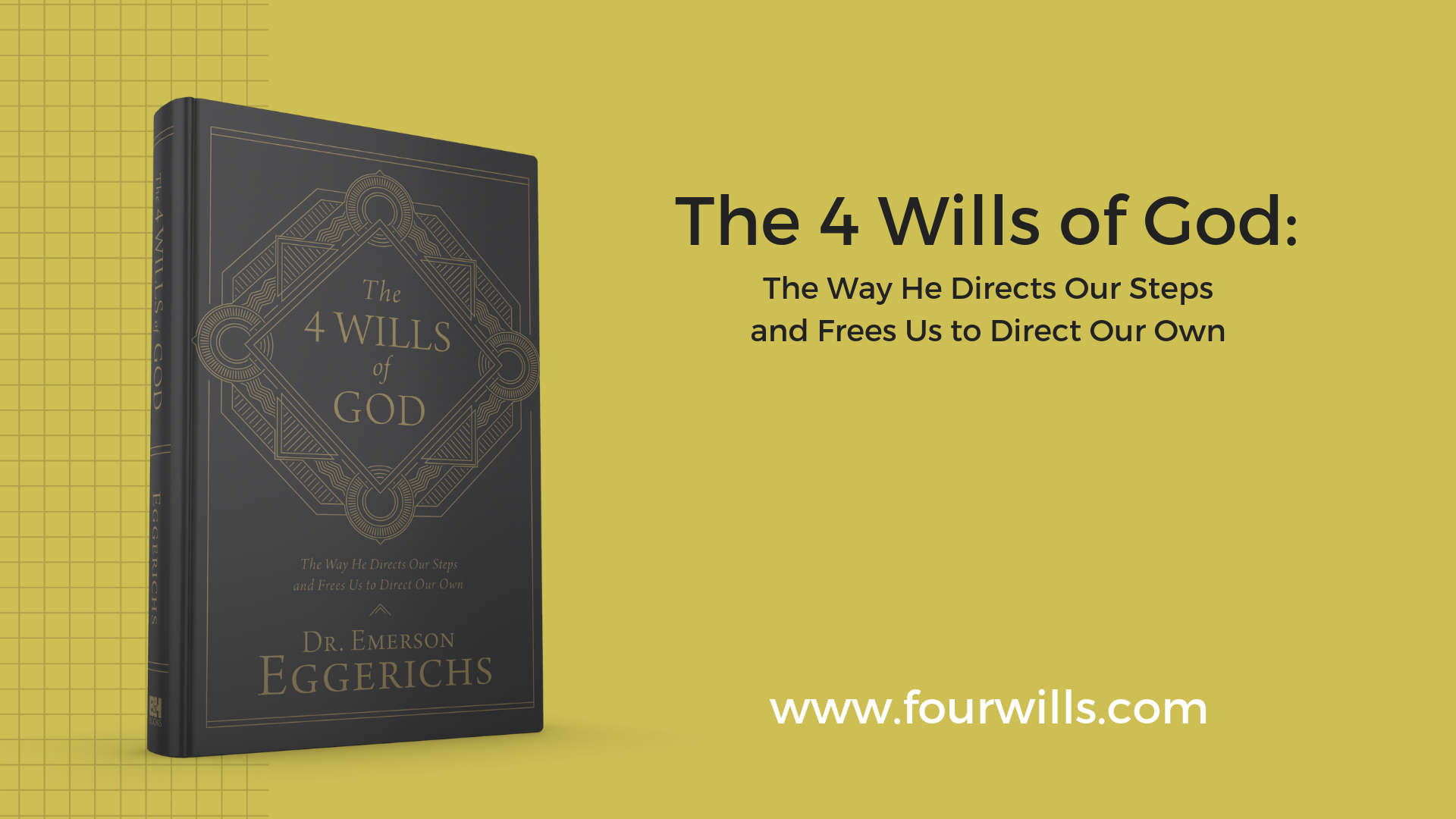 4 Wills of God Book Slide -