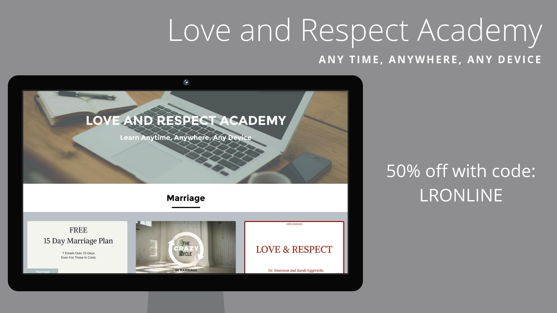 Online Academy 50% Off -