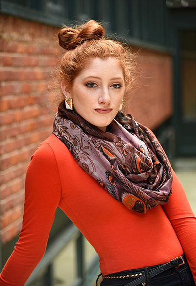 SD-Chocolate Angle Boutique- red top-scarf.jpg