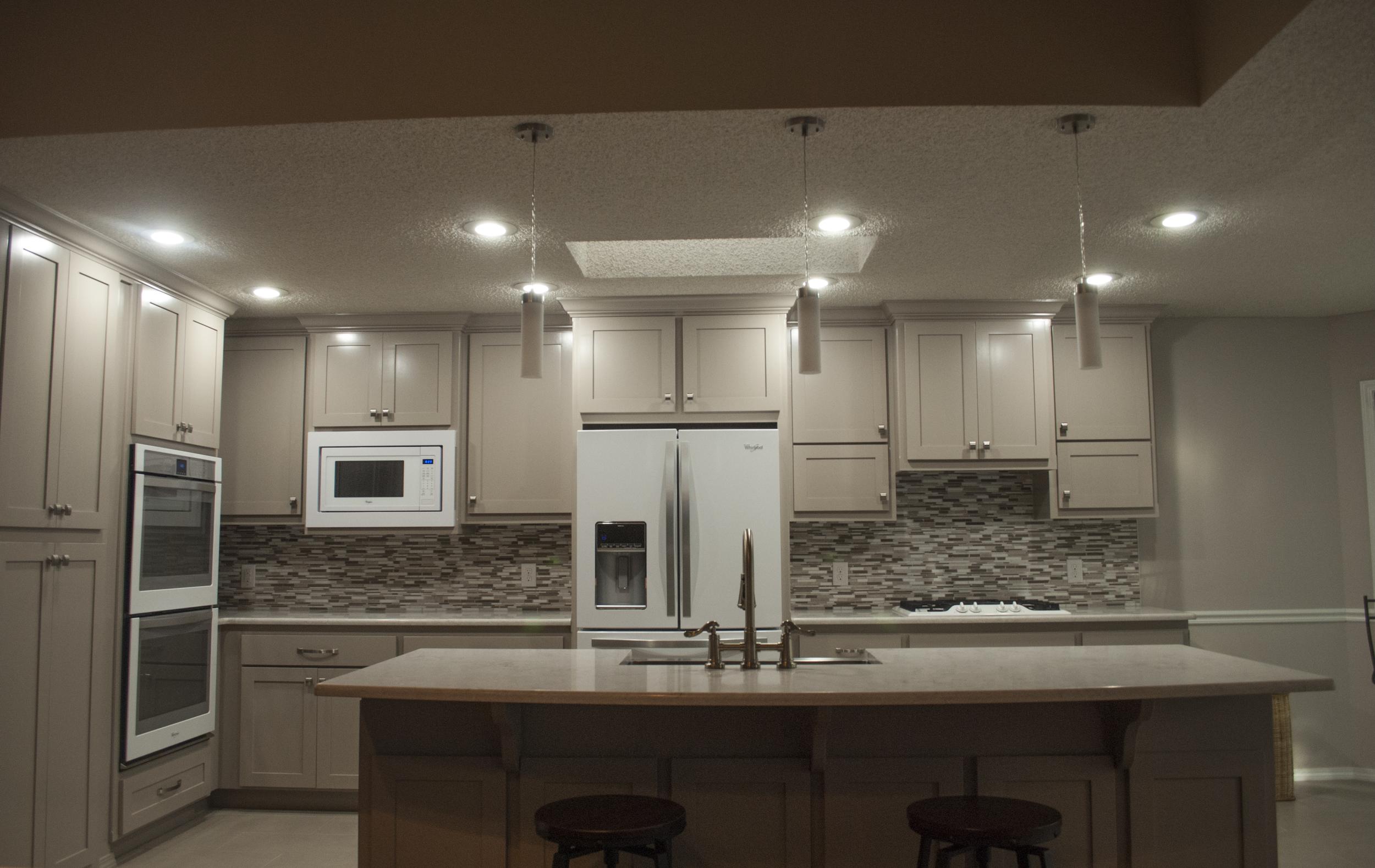 Modern Kitchen Bella Vista 1