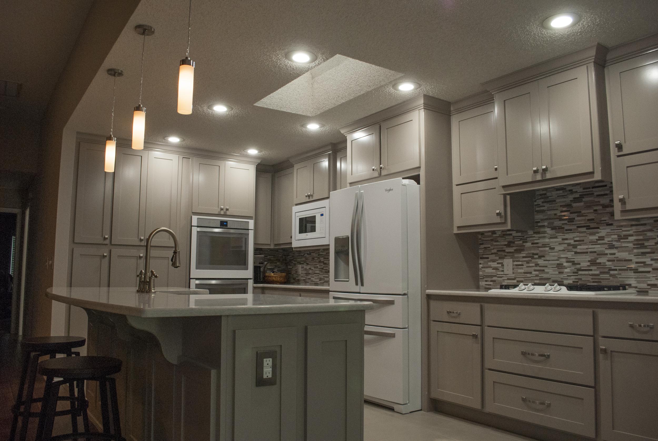 Modern Kitchen Bella Vista 2