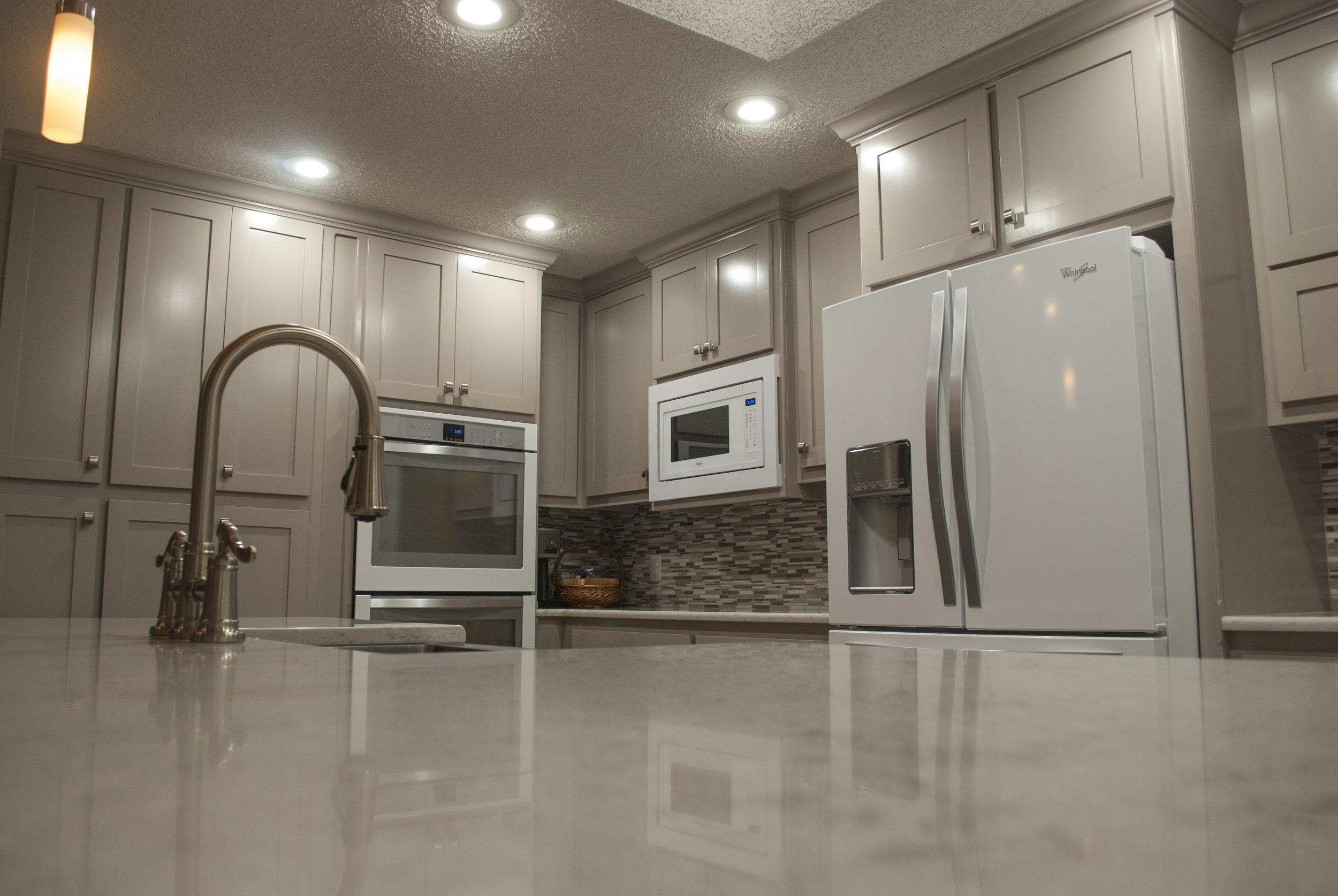Modern Kitchen Bella Vista 3