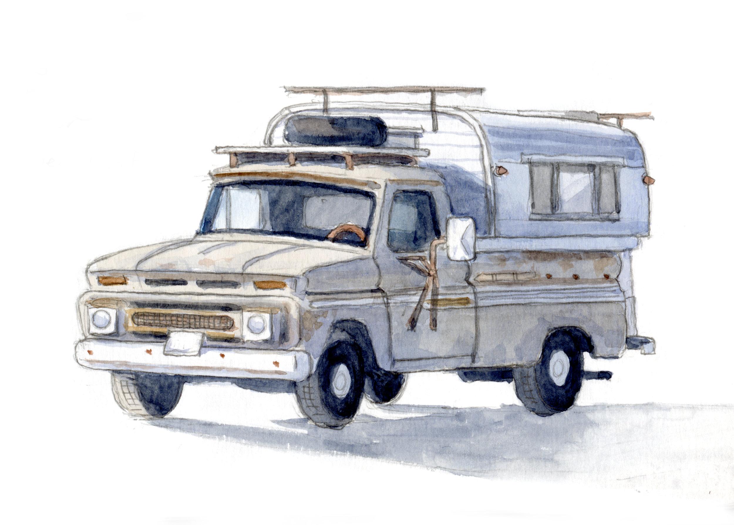 Ben's Truck