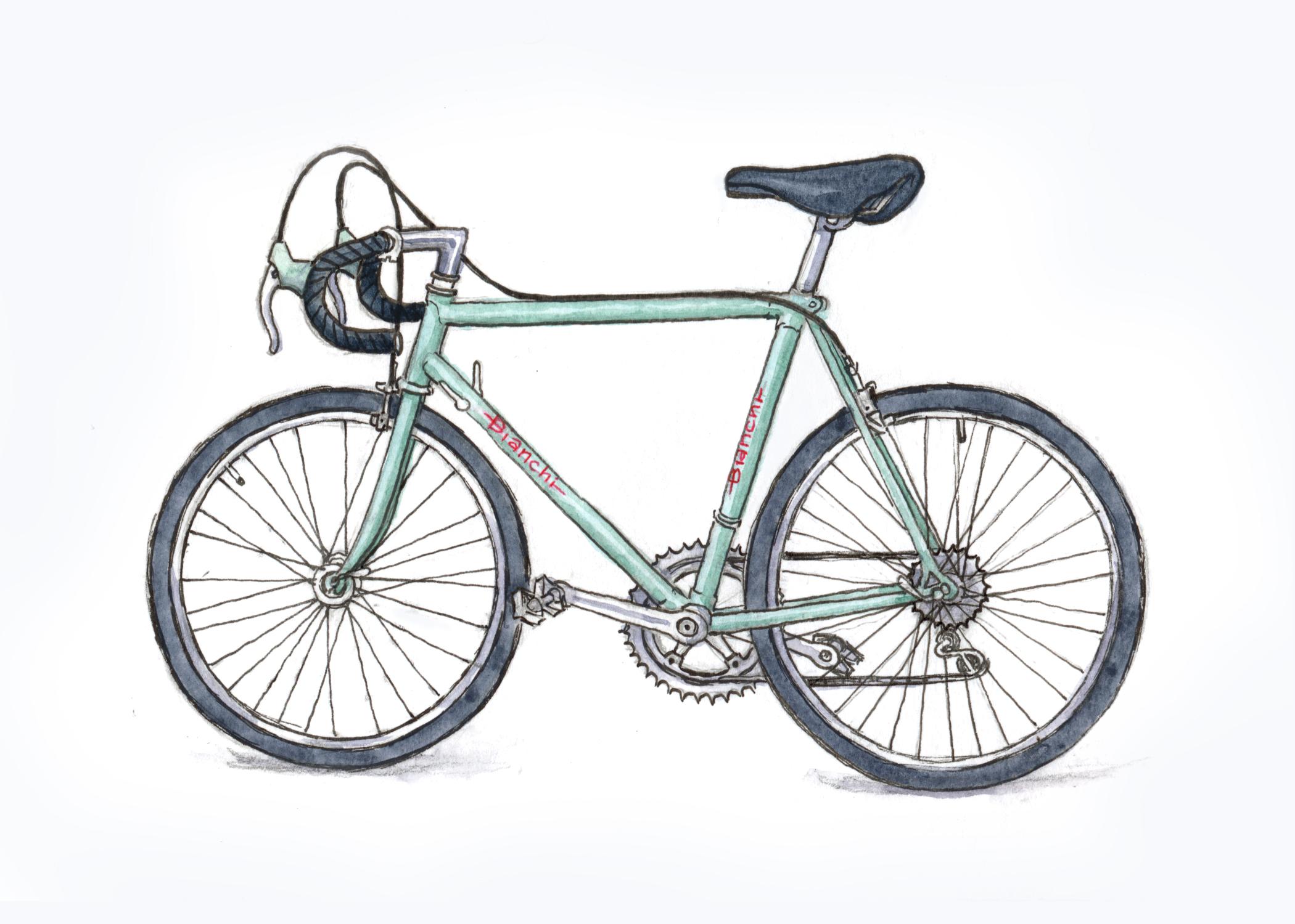 Bianchi Bike 1983