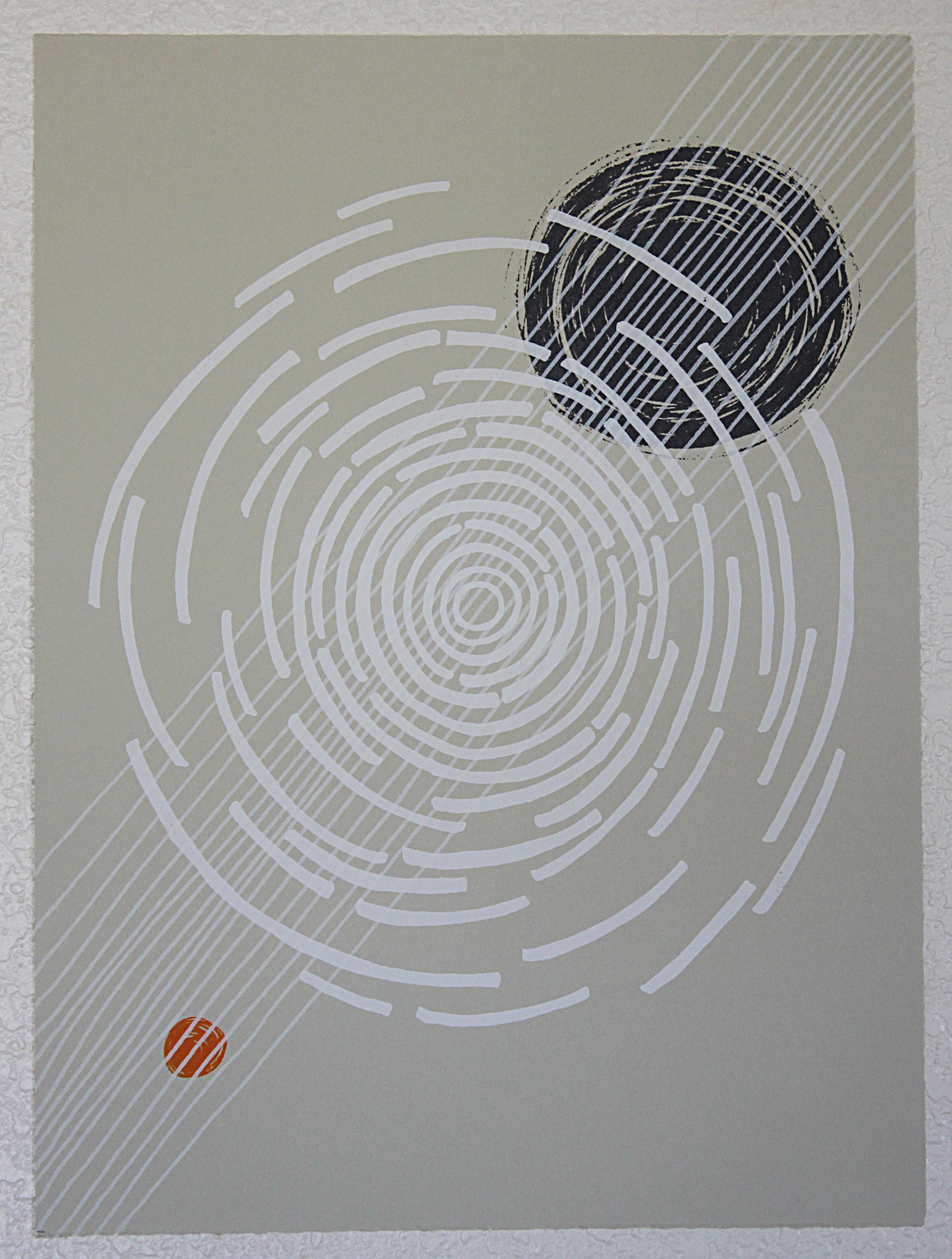 Fregoli Delusion Screen Print on Paper 15in x 11in 2015.JPG