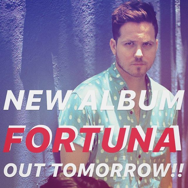 Its time. Our new album will be available everywhere in a couple of hours.  #wolfside #music #new #album #Fortuna #spotify #indie #alternative #pop