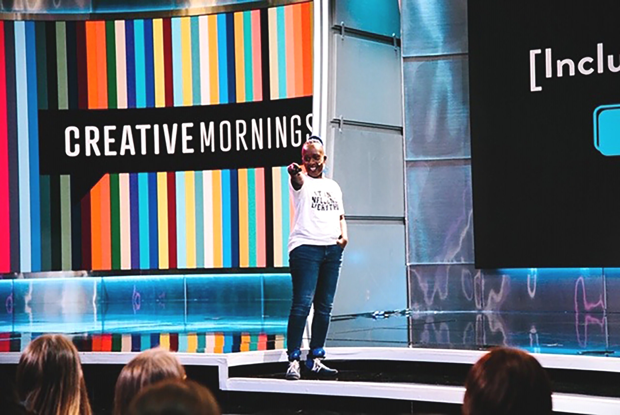 Photo Courtesy of Creative Mornings- ATL 2019