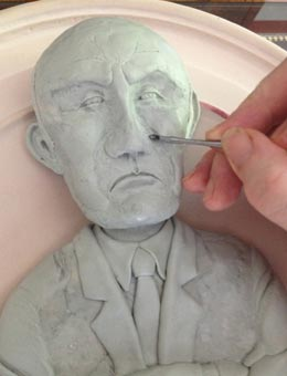 Carving a lawyer