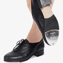 Tie Tap Shoes - Tap Classes