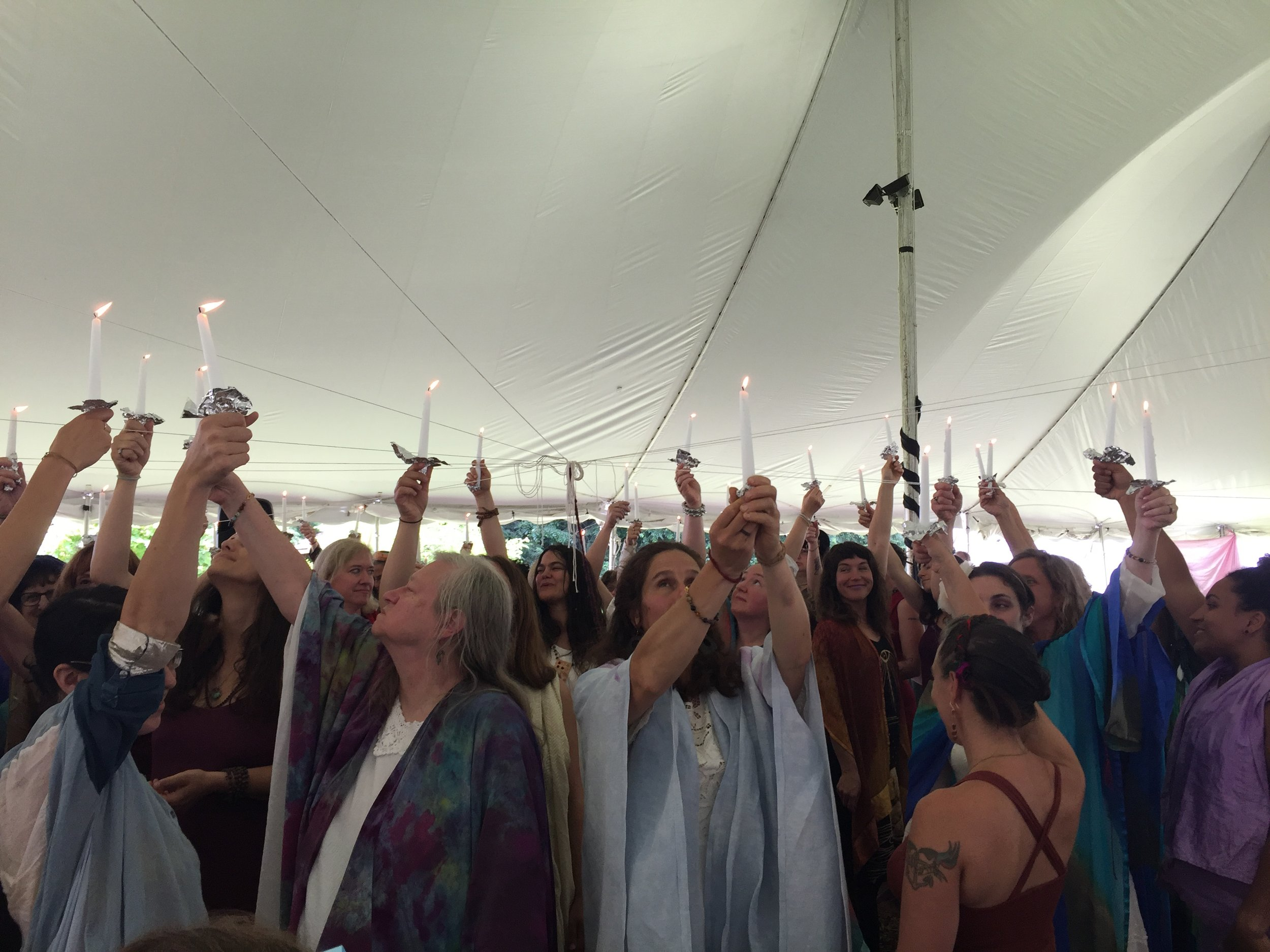 Kohenet East Smicha + Shabbaton — Kohenet Hebrew Priestess