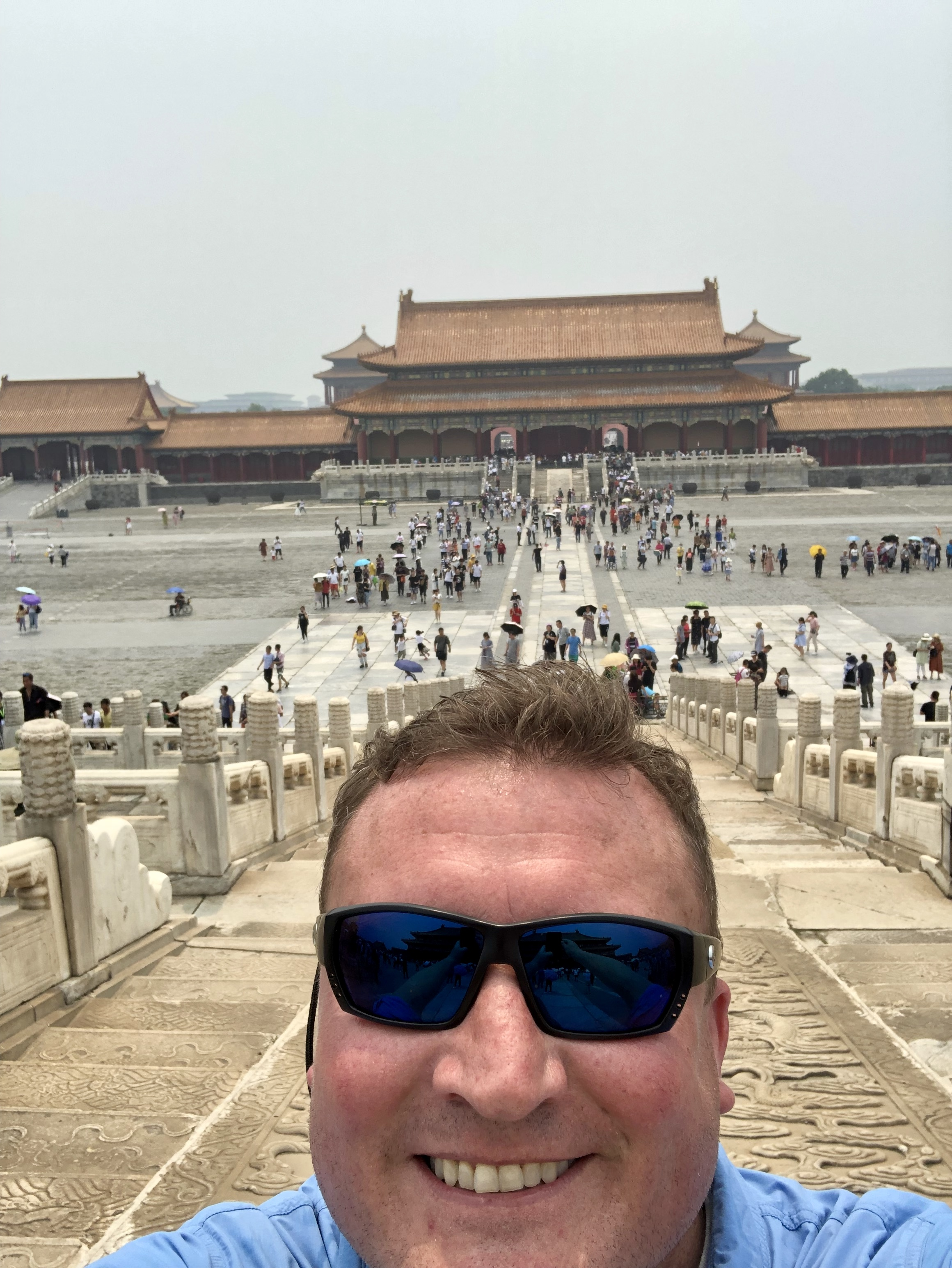 Christian Freitag is the Center's President and Executive Director Since January 2019. He recently made a trip to China to participate in the 2019 Public Affairs Governance Workshop.