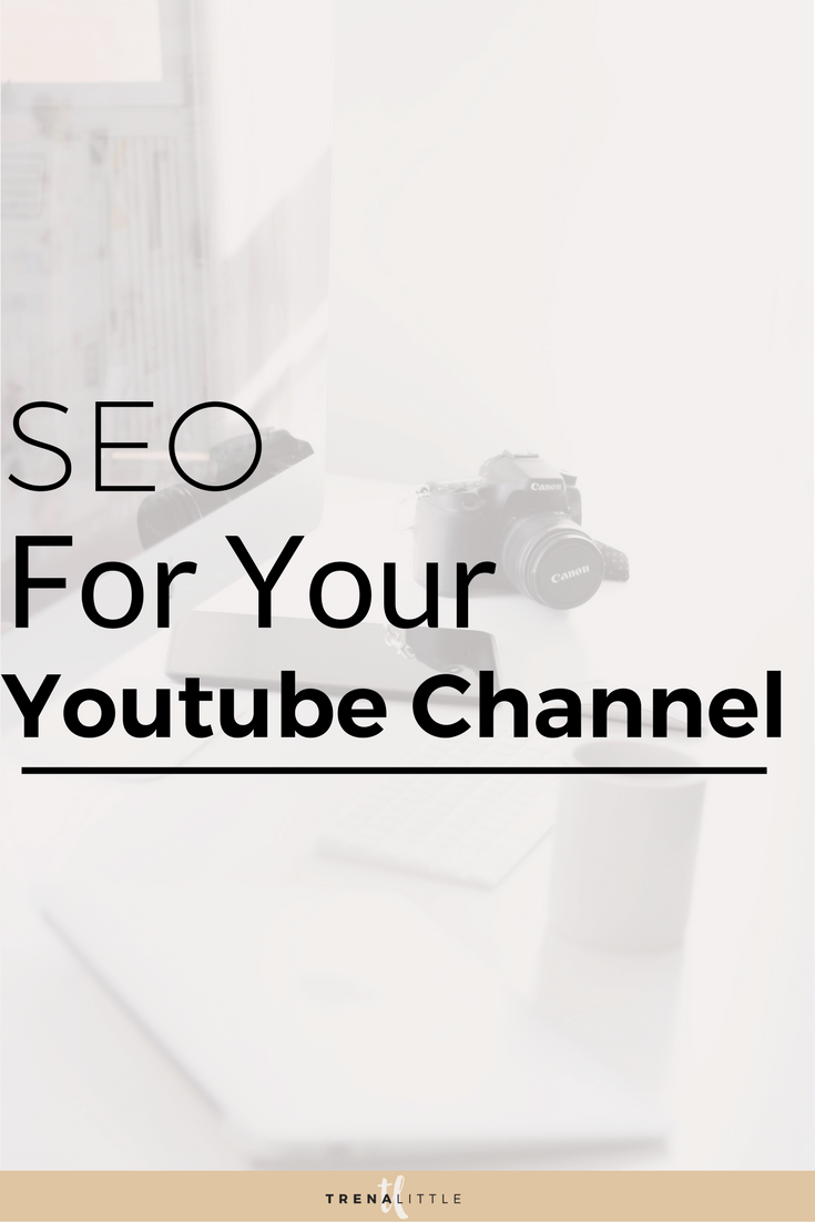 how to optimize a youtube channel