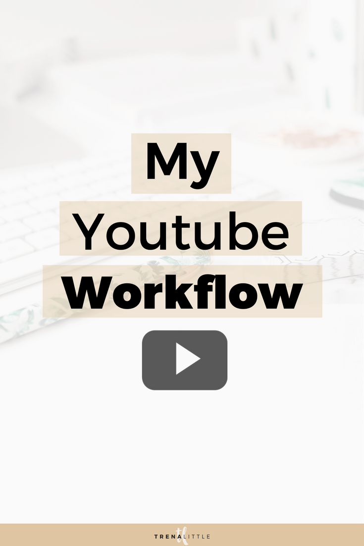 Youtube Workflow