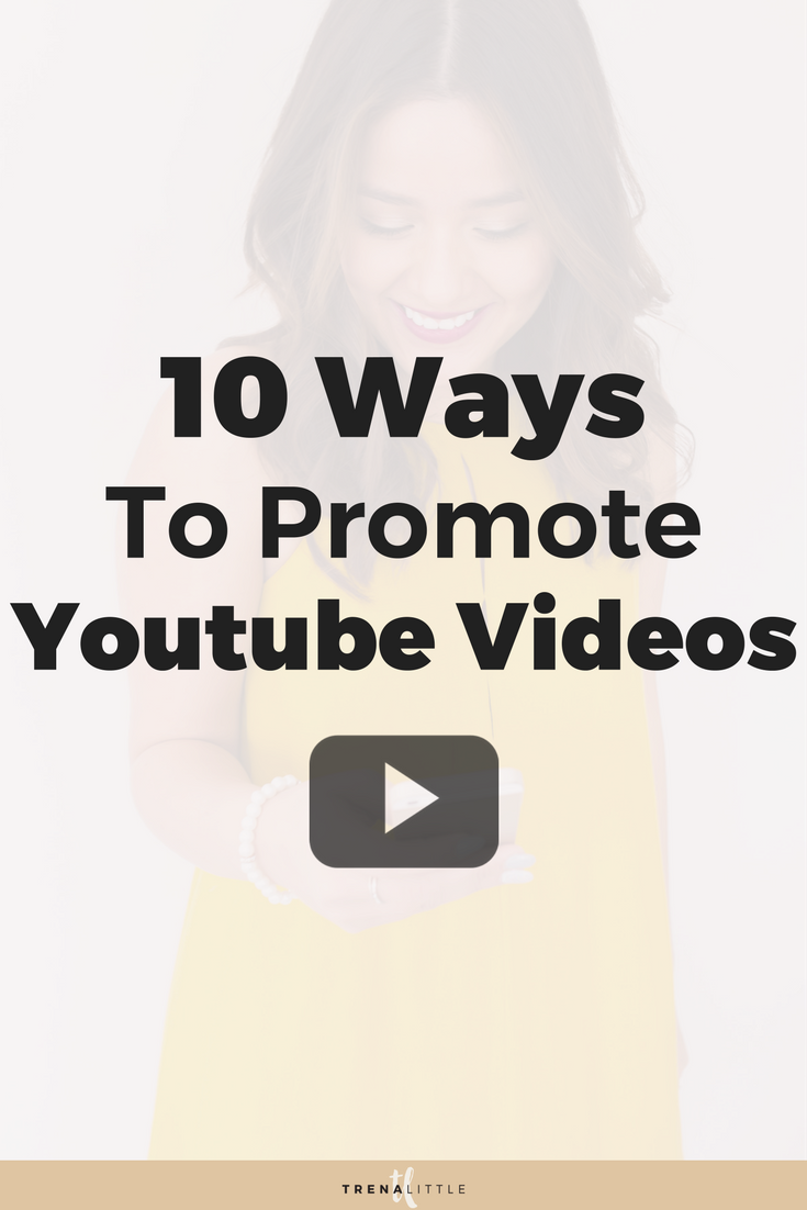 youtube promotion strategy