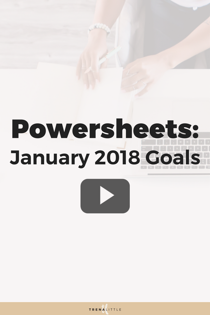 How To Use Powersheets