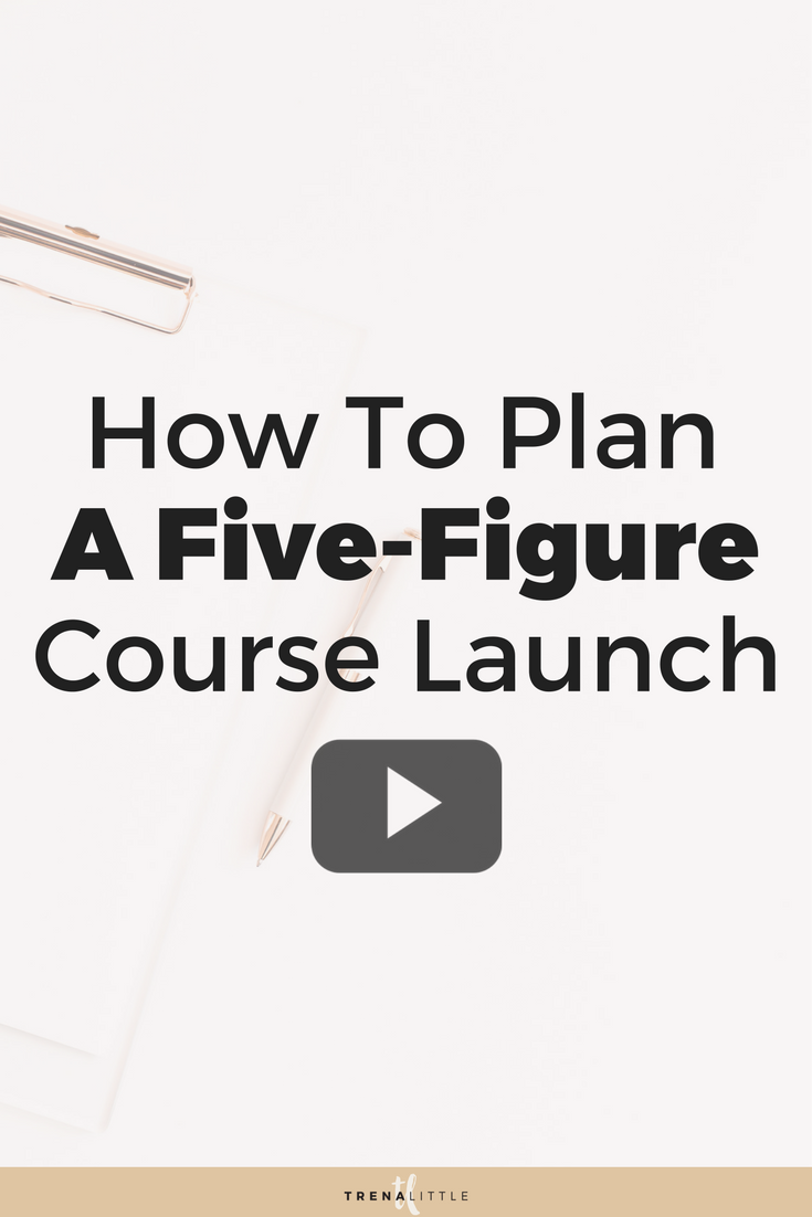 How to launch an online course