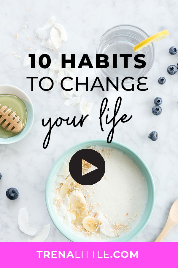 10 Habits to Start in 2018 to Be More Successful