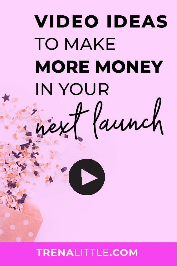 Video Ideas for Your Next Launch