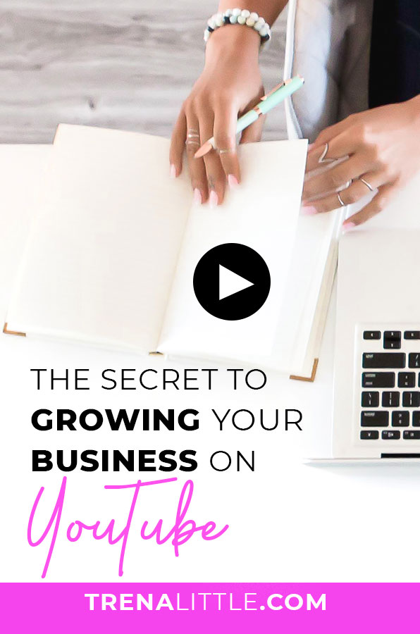5 secrets to start a youtube channel to grow your business