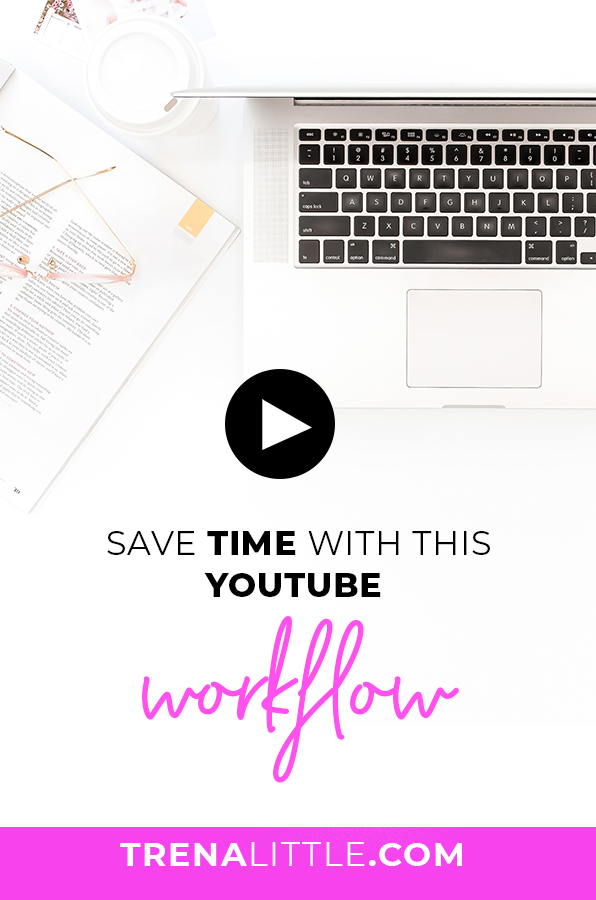 Save time with this YouTube workflow