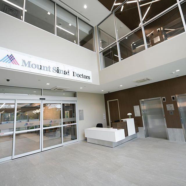 #mountsinaihospital #doctors #medical #architecture