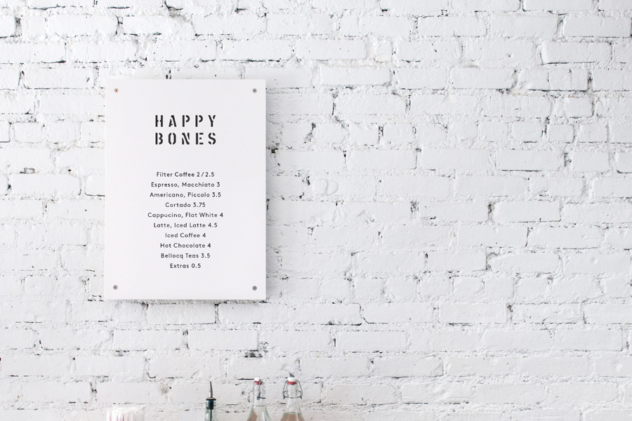 Lotta Nieminen |Happy Bones Cafe