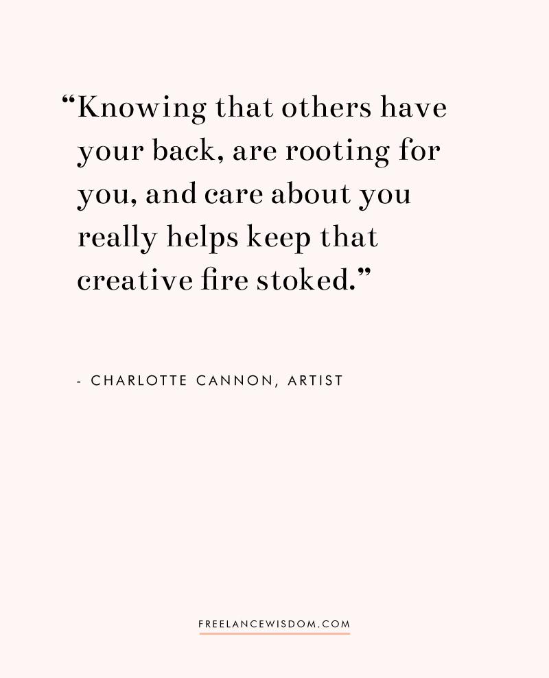 Charlotte Cannon | Freelance Wisdom