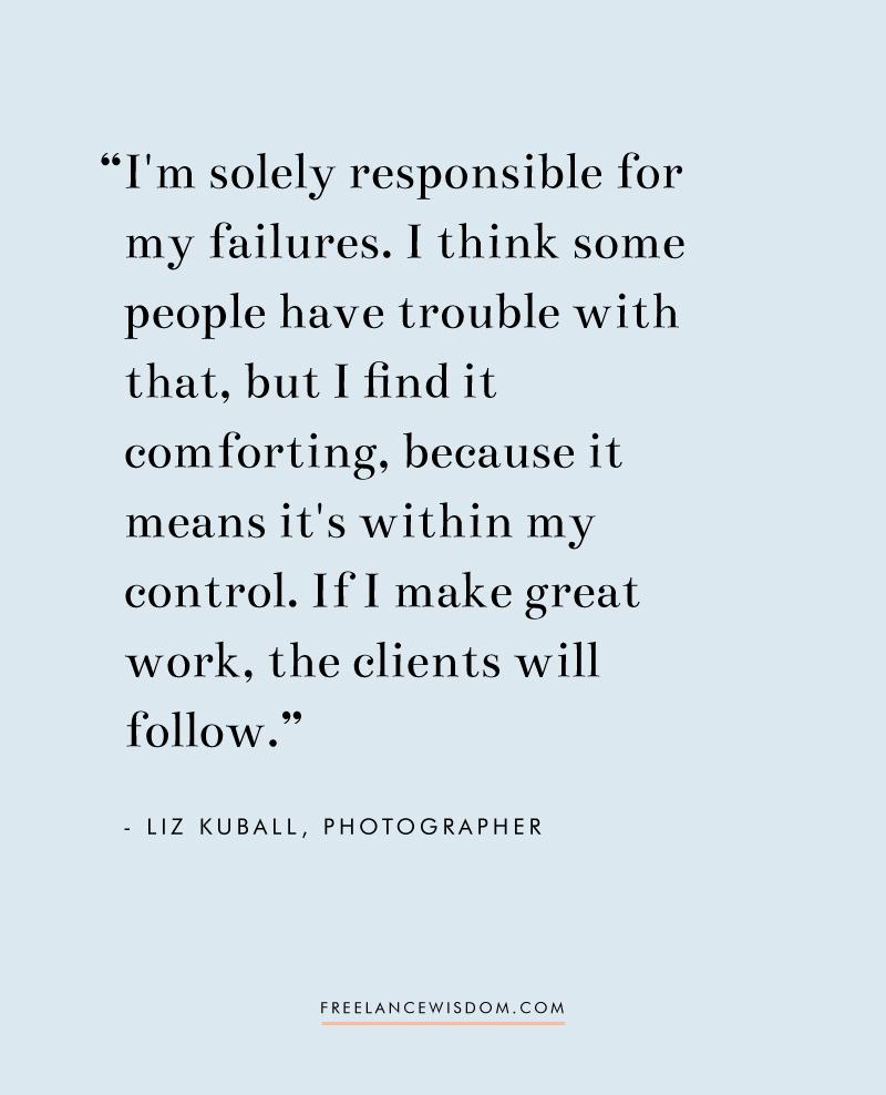 Liz Kuball   Freelance Wisdom