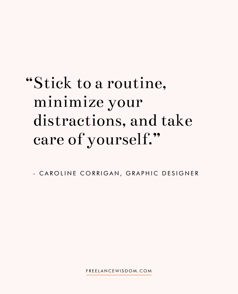 Caroline Corrigan | Freelance Wisdom