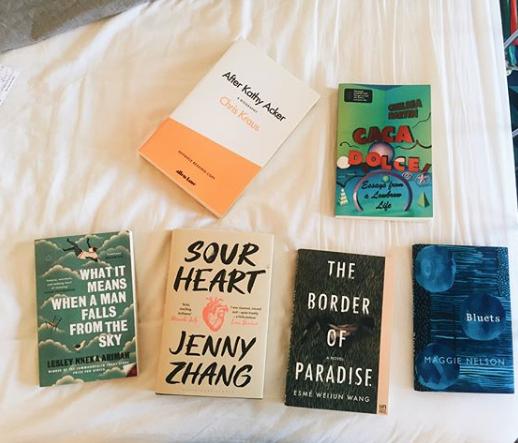 Marta's summer book  recommendations .