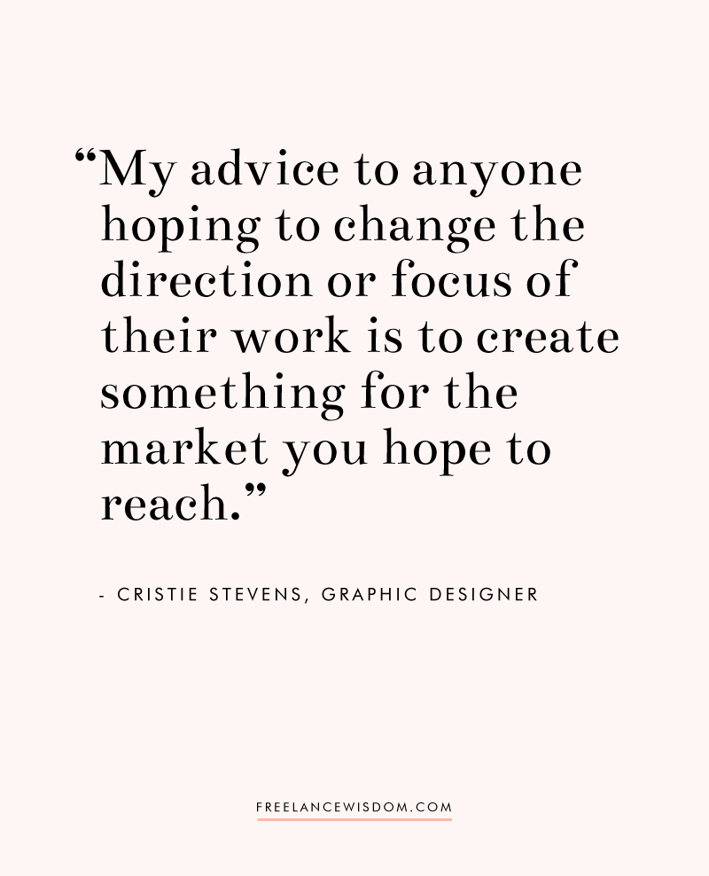 Cristie Stevens | Freelance Wisdom