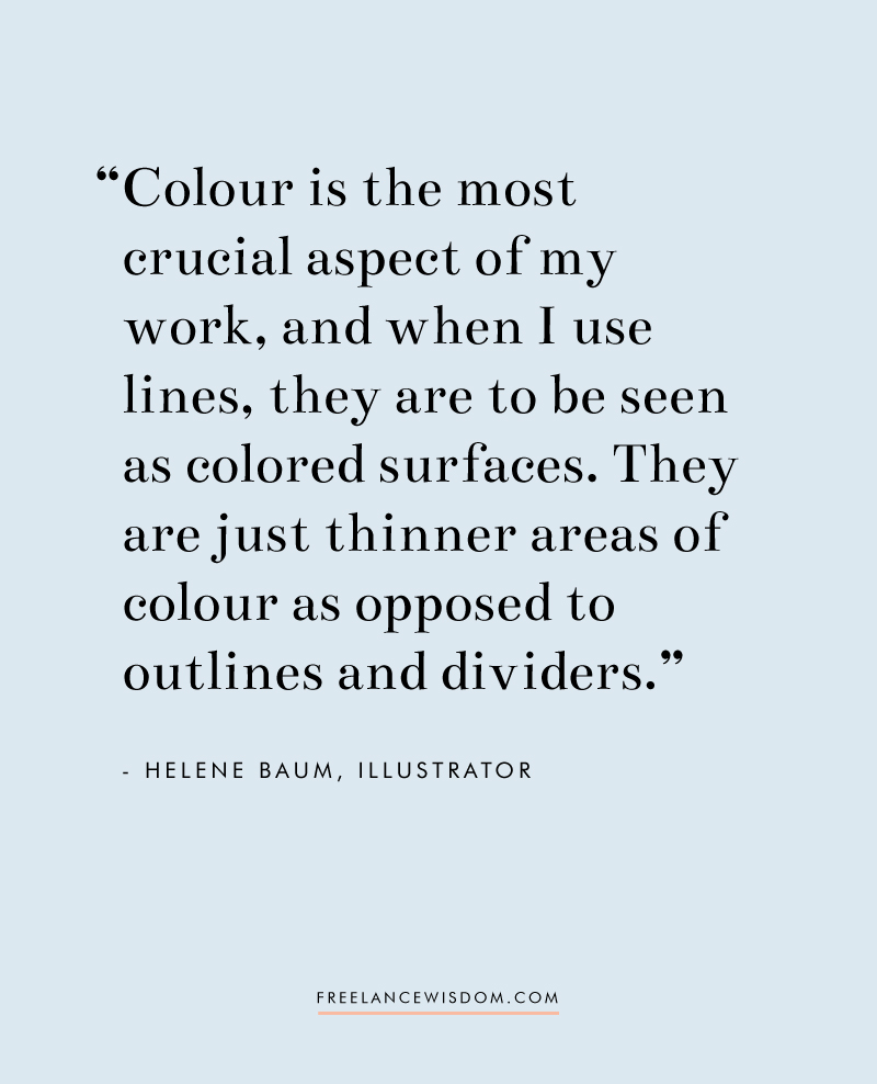 Helene Baum | Freelance Wisdom