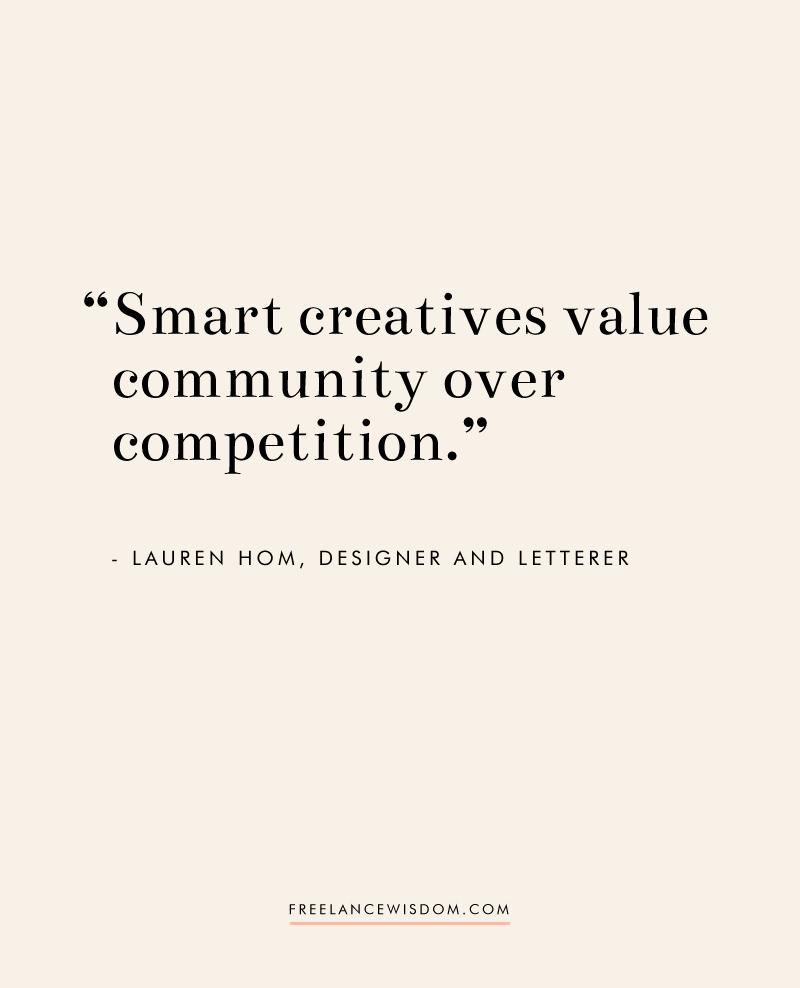 Lauren Hom | Freelance Wisdom