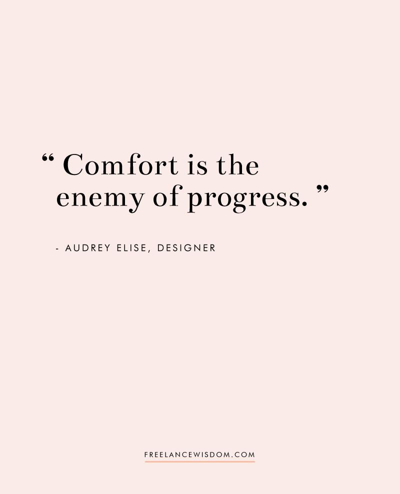 Audrey Elise | Freelance Wisdom