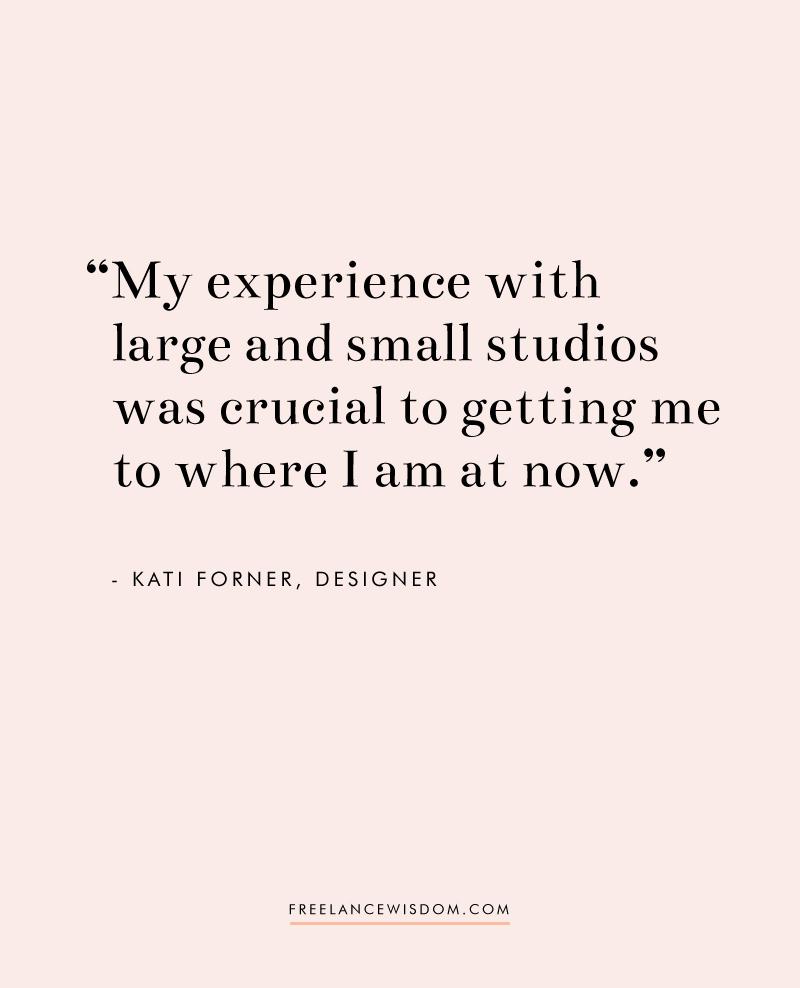 Kati Forner | Freelance Wisdom