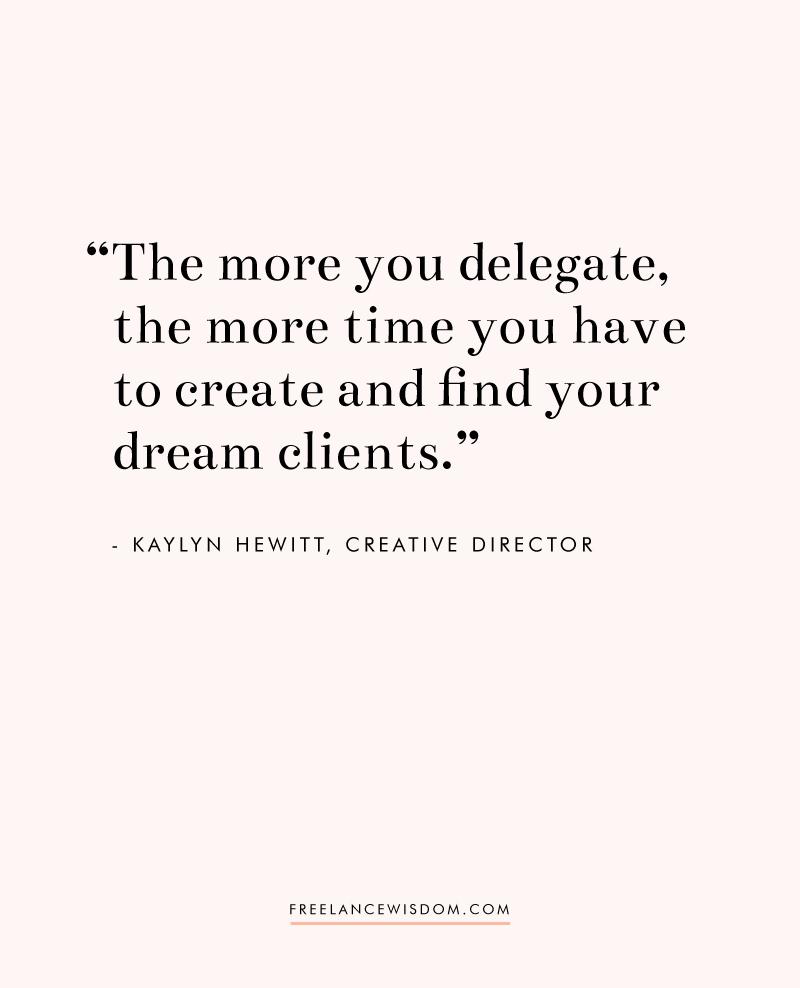 Kaylyn Hewitt | Freelance Wisdom