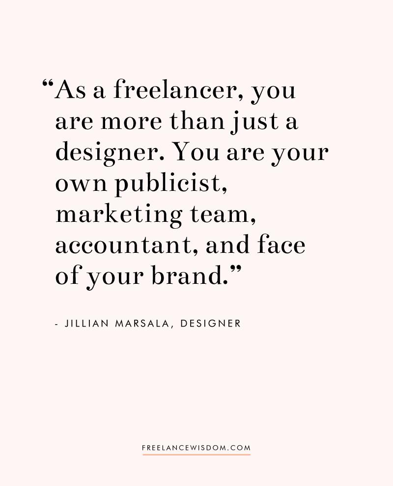 Jillian Marsala | Freelance Wisdom