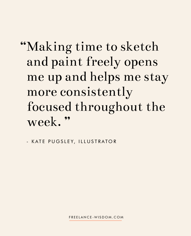 Kate Pugsley | Freelance Wisdom