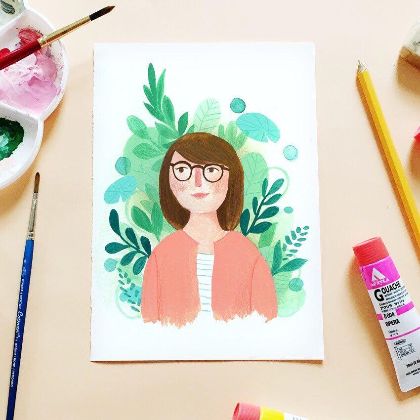 Marloes De Vries | Freelance Illustrator | Freelance Wisdom