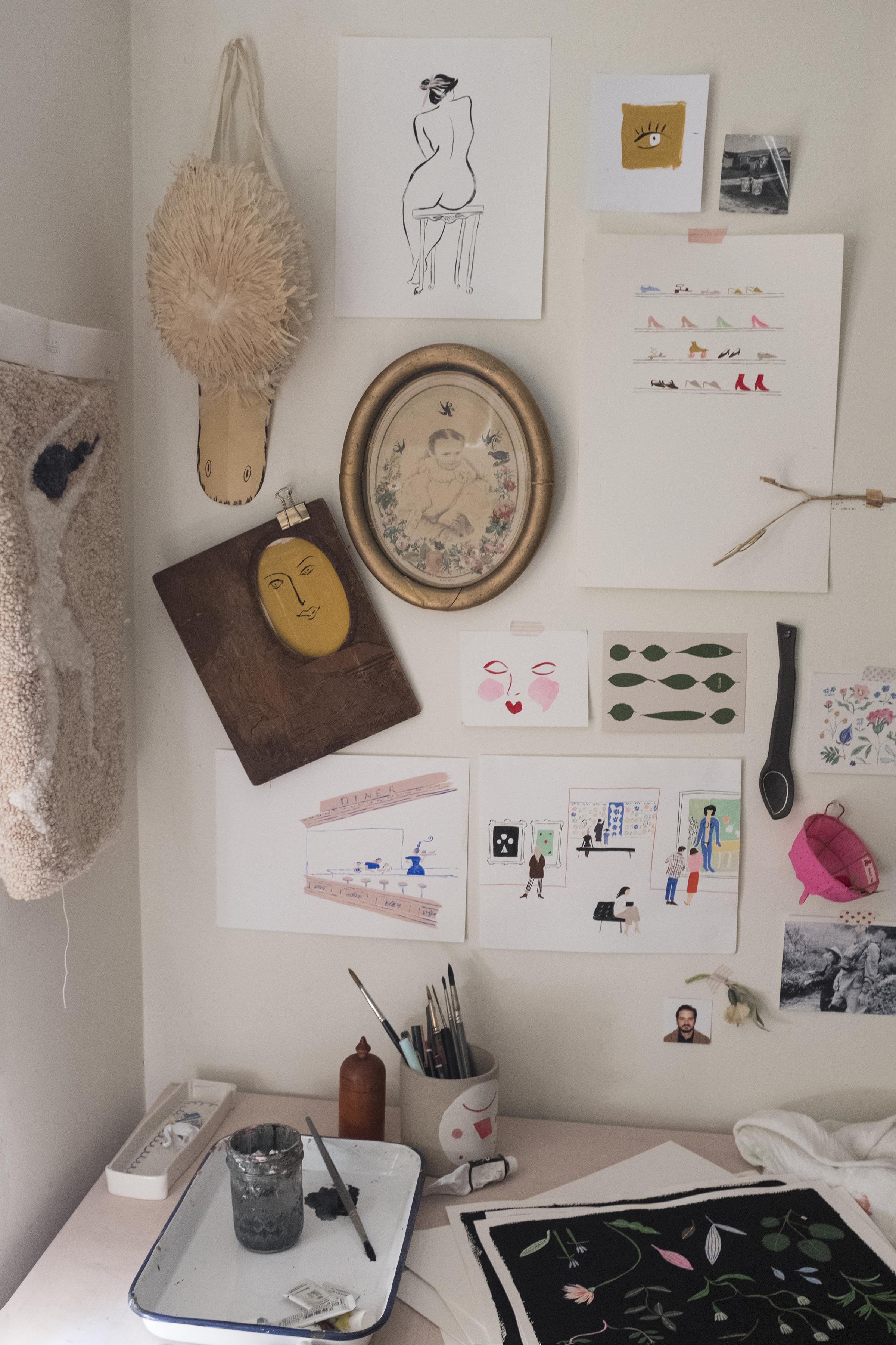 Emily Isabella | Desk Corner | Freelance Wisdom