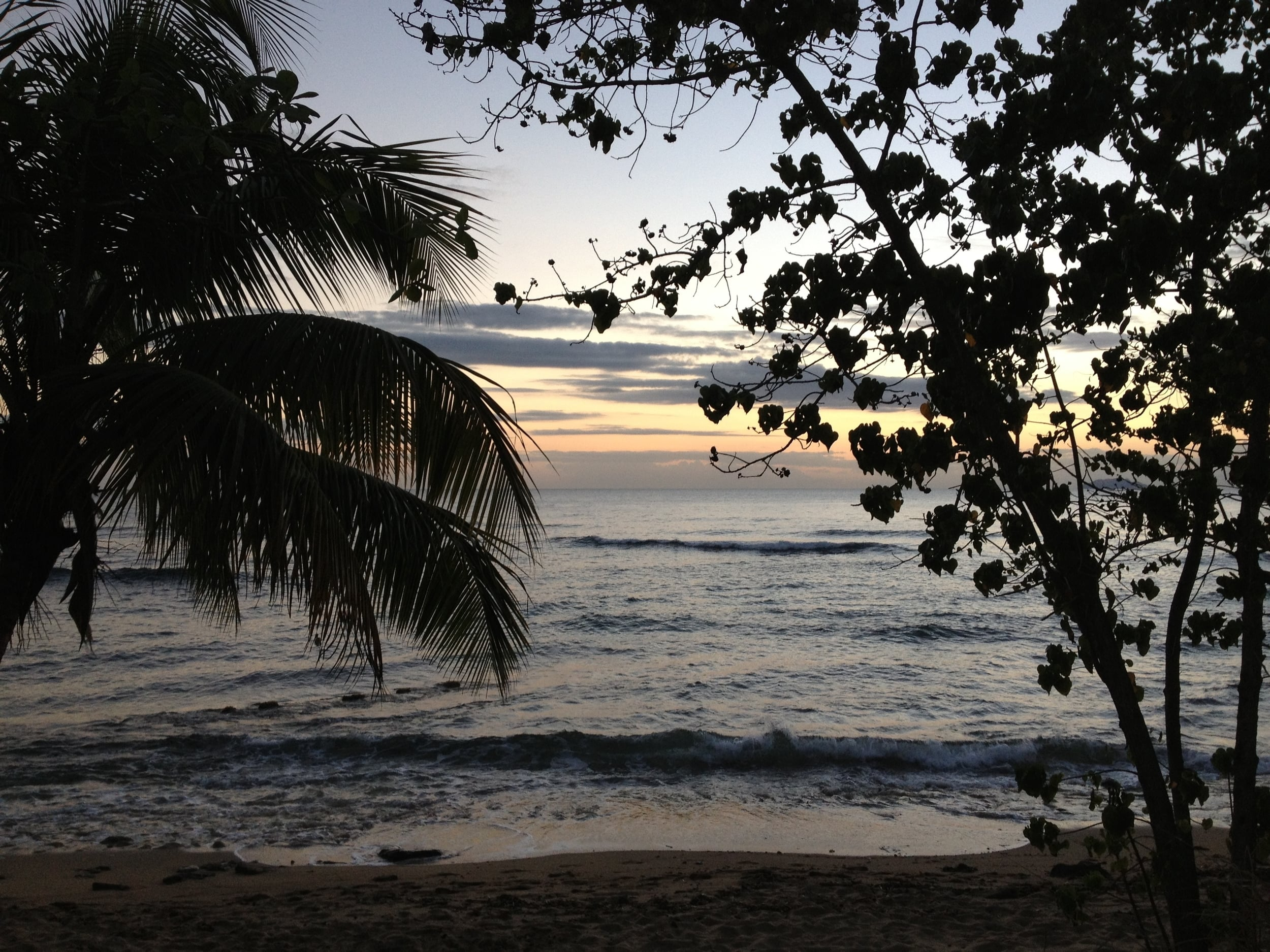 Rincon at Sunset
