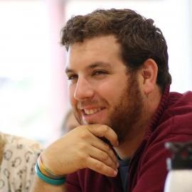 NATHANIEL BERGER  DYS F17 Facilitator  Nathaniel is an Assistant Director of Career Communities at BEAM for Stanford Frosh/Soph.