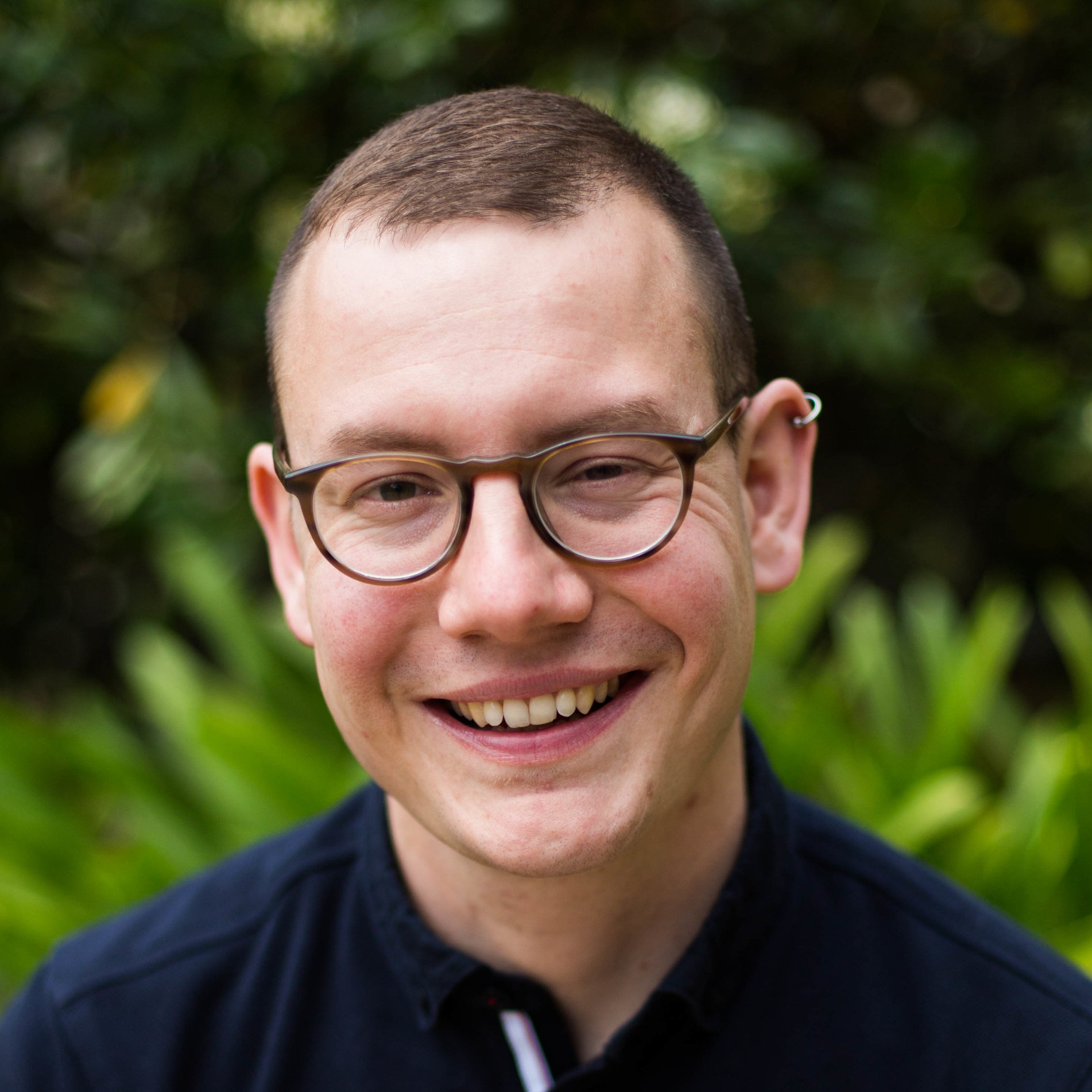 MICHAEL HAHN  SGSI Facilitator  Michael is a PhD Candidate in Sociology, and is fascinated by the power of social connections