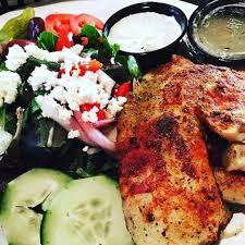 Taziki's Mediterranean - Tilapia Feast